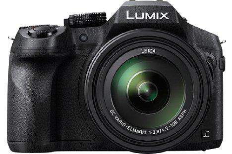 Bild 1,44 Millionen Bildpunkte löst der neue elektronische Sucher der Panasonic Lumix DMC-FZ300 auf. Dank 0,7-facher Vergrößerung ist er größer als mancher DSLR-Sucher. [Foto: Panasonic]