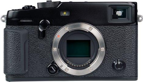 Bild In der Fujifilm X-Pro3 kommt der aktuelle, aus der X-T3 bekannte, 26 Megapixel auflösende APS-C-Sensor mit Kupfertechnologie undspezieller X-Trans-Farbfiltermatrix zum Einsatz. [Foto: MediaNord]
