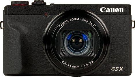 Bild Das Gehäuse der Canon PowerShot G5 X Mark II besitzt eine großzügige und recht griffige, fein genarbte Gummierung sowie einen kleinen Handgriff. Praktisch ist auch der rastende Einstellring am Objektiv. [Foto: MediaNord]
