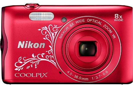 Nikon Coolpix A300. [Foto: Nikon]