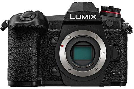 Panasonic Lumix DC-G9. [Foto: Panasonic]