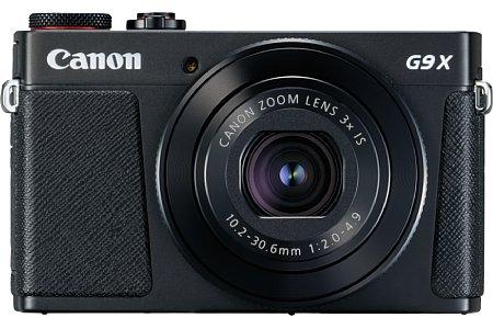 Bild Der aktuelle Digic 7 Bildprozessor macht der Canon PowerShot G9 X Mark II Beine, sie fokussiert nun innerhalb von 0,14 Sekunden. Zudem sorgt das energiesparende Bluetooth für eine dauerhafte Smartphone-Verbindung. [Foto: Canon]