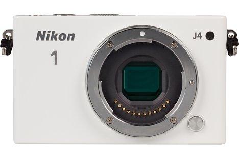 Bild Die Nikon 1 J4 wird momentan in den Farben Weiß, ... [Foto: MediaNord]