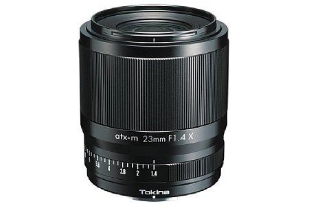 Tokina atx-m 23 mm F1.4 X. [Foto: Tokina]