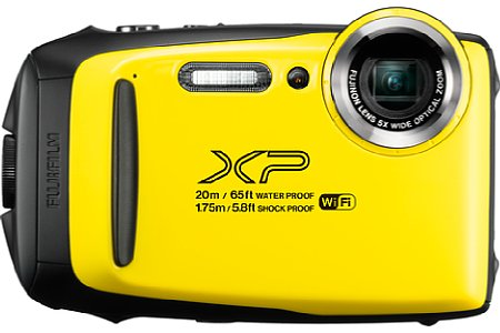 Fujifilm XP130. [Foto: Fujifilm]