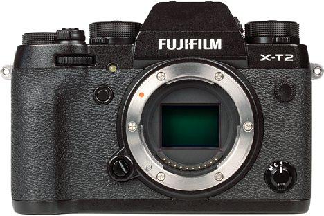 Bild Unterstützt X Raw Studio mit einem ab Ende November 2017 erhältlichen Firmwareupdate: Fujifilm X-T2. [Foto: MediaNord]