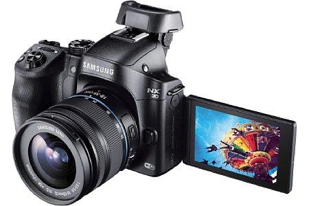 Samsung NX30 [Foto: Samsung]