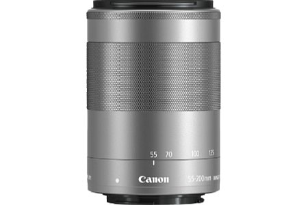 Canon EF-M 55-200 mm f4.5-6.3 IS STM [Foto: Canon]