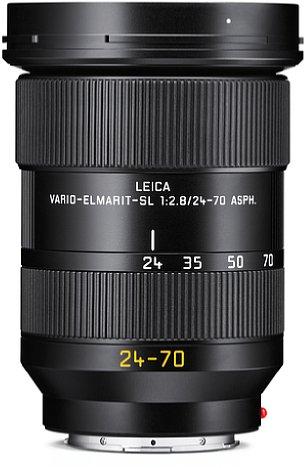 Bild Leica Vario-Elmarit-SL 1:2.8/24-70 Asph. [Foto: Leica]