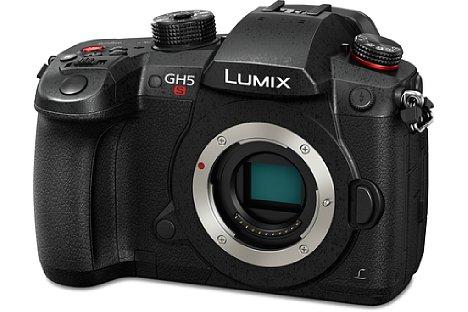Bild Panasonic Lumix DC-GH5S. [Foto: Panasonic]