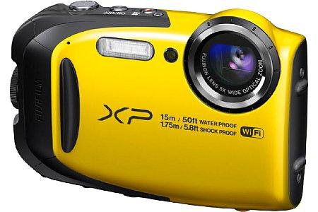 Fujifilm FinePix XP80. [Foto: Fujifilm]