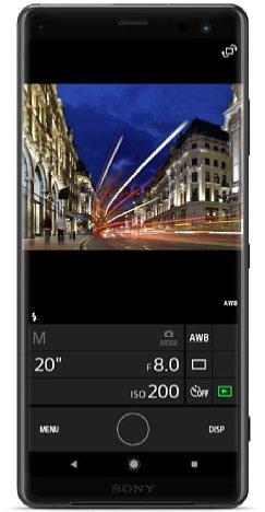 Bild Sony Imaging Edge Mobile App. [Foto: Sony]