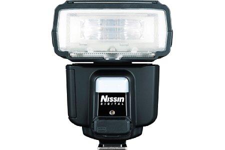 Bild Mit dem i60A stellt Nissin dem i40 ein leistungsstärkeres und dennoch kompaktes Schwestermodell mit Anschlüssen für Canon, Fujifilm, Nikon, Sony und Micro Four Thirds (Olympus und Panasonic) an die Seite. [Foto: Nissin]