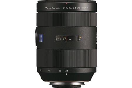 Sony 24-70 mm 2.8 Vario-Sonnar T* ZA SSM II. [Foto: Sony]