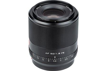 Viltrox AF 50 mm f/1.8 FE. [Foto: Viltrox]