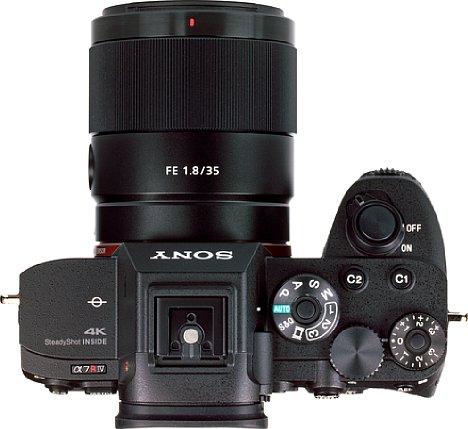 Bild Mit ihren über 60 Megapixeln Auflösung ist die Sony Alpha 7R IV für dasFE 35 mm F1.8 (SEL35F18F) durchaus eine gewisse Herausforderung. So kann die eigentlich hohe Randauflösung nicht mit der im Bildzentrum mithalten. [Foto: MediaNord]