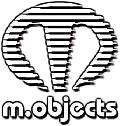 m.objects Logo. [Foto: m.objects]