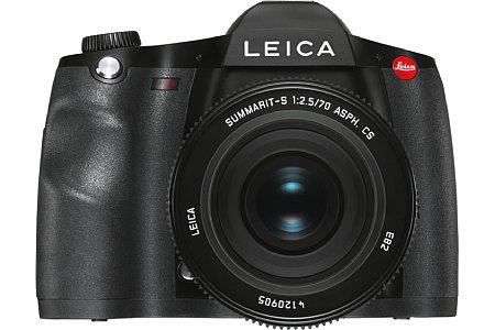 Bild Die Leica S (Typ 007) besitzt nun einen 45 x 30 Millimeter großen CMOS-Sensor statt eines CCD-Modells wie noch in der S2. Die Auflösung bleibt bei 37,5 Megapixeln. [Foto: Leica]