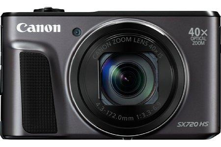 Canon PowerShot SX720 HS. [Foto: Canon]
