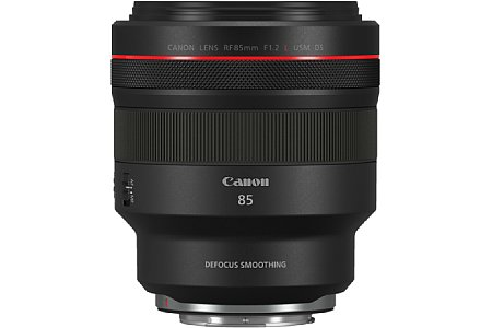 Canon RF 85 mm F2.8L IS USM. [Foto: Canon]