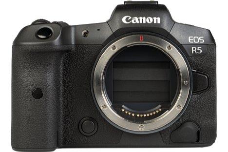 Bild Canon EOS R5. [Foto: MediaNord]