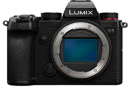 Panasonic Lumix DC-S5. [Foto: Panasonic]