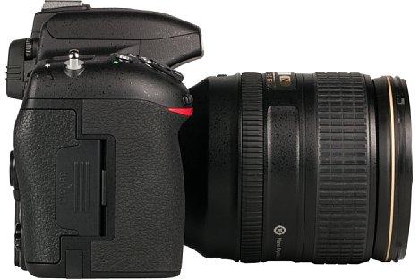 Bild Die Nikon D750 bringt viele Features der Profiklasse, etwa den Belichtungsmesser und den Autofokus der D4S in die Konsumerklasse. [Foto: MediaNord]