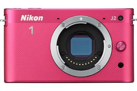 Nikon 1 J2 mit 11-27,5 mm [Foto: Nikon]