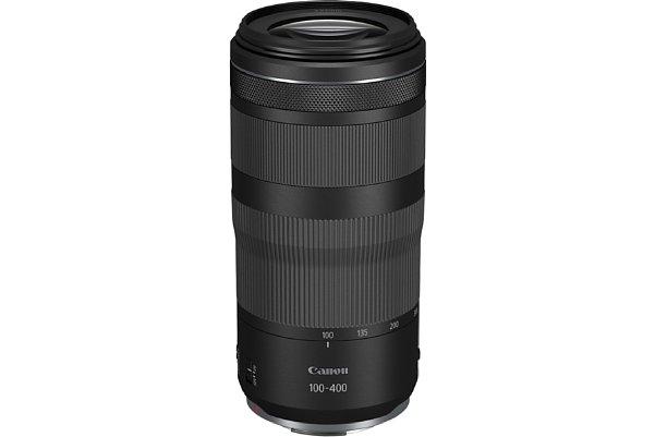 Bild Das Canon RF 100-400 mm F5.6-8 IS USM besitzt neben dem Fokus- und dem Zoomring auch einen separaten Control-Ring. [Foto: Canon]