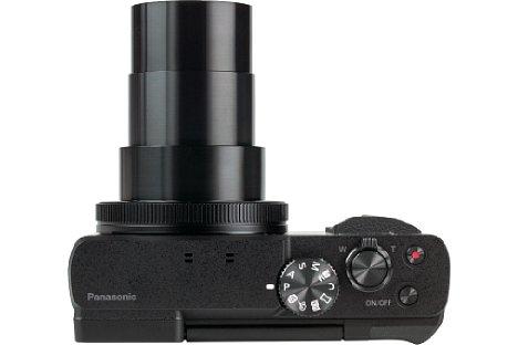 Bild Bei maximalem Zoom ist die Panasonic Lumix DC-TZ91 nicht mehr handtaschenkompatibel. [Foto: MediaNord]
