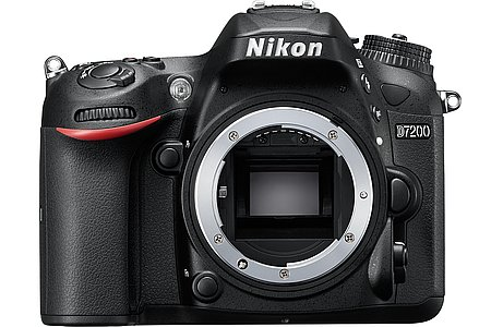 Nikon D7200. [Foto: Nikon]