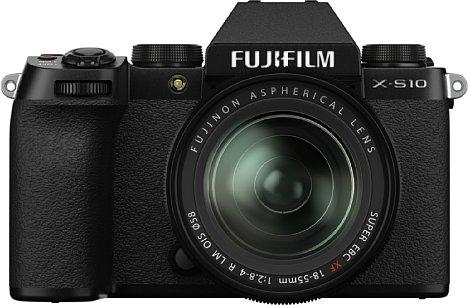 Bild Fujifilm X-S10. [Foto: Fujifilm]
