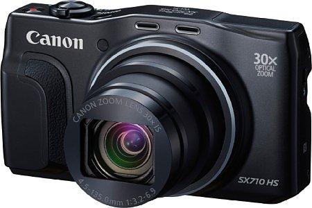 Canon PowerShot SX710 HS. [Foto: Canon]