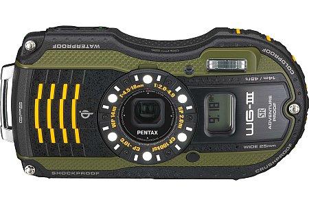 Pentax WG-3 GPS. [Foto: Pentax]
