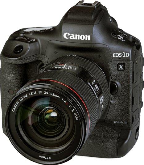 Bild Die Canon EOS-1D X Mark III besitzt ein robustes Gehäuse aus einer Magnesiumlegierung, das mit zahlreichen Dichtungen gegen das Eindringen von Staub und Spritzwasser geschützt ist.. [Foto: MediaNord]