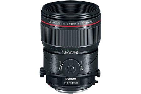 Canon EF TS-E 90mm 2.8L Macro. [Foto: Canon]