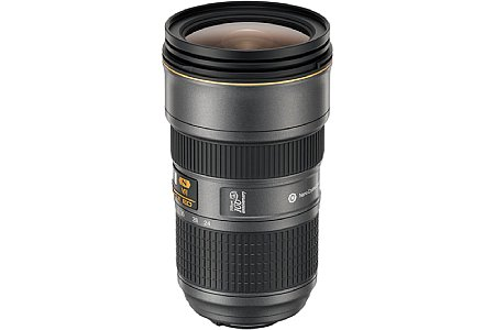 Nikon AF-S 24-70 mm 1:2.8E ED VR. [Foto: Nikon]