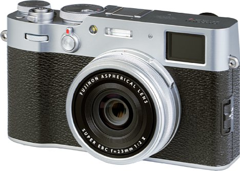 Bild Fujifilm X100V. [Foto: MediaNord]
