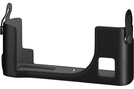 Bild Wer es gerne klassisch mag, kann seine Fujifilm X-Pro3 mit dem optionalen Leder-Body-Case BLC-XPRO3 versehen. [Foto: Fujifilm]