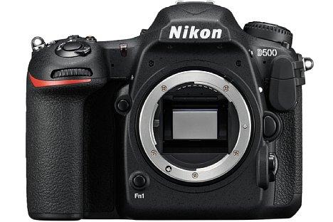 Bild Nikon D500. [Foto: Nikon]