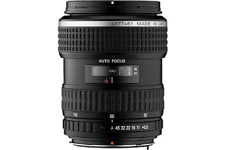 Pentax smc FA 645 55-110 mm F5.6. [Foto: Ricoh]