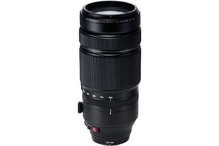 Bild Fujifilm XF 100-400 mm F4.5-5.6 R LM OIS WR. [Foto: Fujifilm]