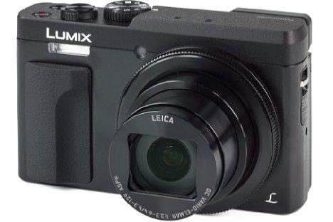 Bild Panasonic Lumix DC-TZ91. [Foto: MediaNord]