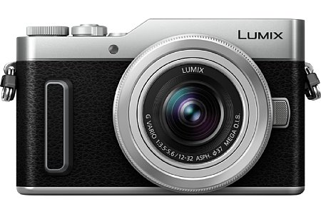 Bild Rein äußerlich bietet die Panasonic Lumix DC-GX880 gegenüber dem Vorgängermodell GX800 lediglich einen Griffsteg. [Foto: Panasonic]