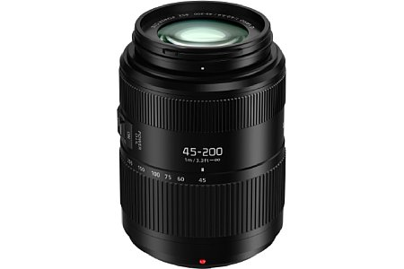 Panasonic Lumix G Vario 45-200 mm F4-5.6 II Power O.I.S. [Foto: Panasonic]