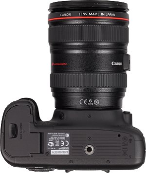 Canon EOS 6D mit EF 24-105 mm 4.0 L IS USM [Foto: MediaNord]