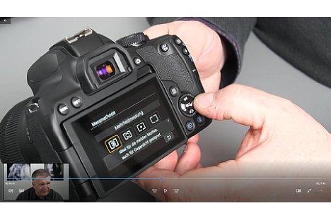 Bild Ernst Ulrich Soja im Fortgeschrittenen-Kurs mit der Canon EOS 850D. [Foto: Imaging One]