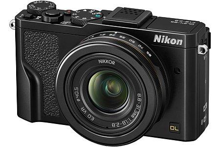 Bild Nikon DL24-85 f/1.8-2.8. [Foto: Nikon]