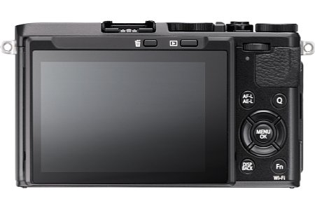 Fujifilm X70. [Foto: Fujifilm]