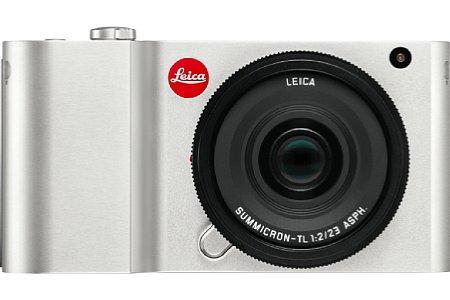 Bild Wie das Vorgängermodell gibt es die Leica TL auch in Silber. Sensorauflösung, Videoauflösung, Bildschirmgröße und -Auflösung sind identisch geblieben. [Foto: Leica]